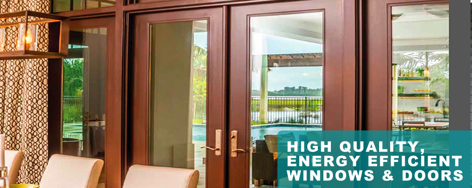 Sliding French Doors Windows